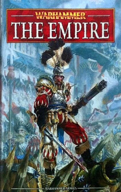 Nuevo libro del Imperio