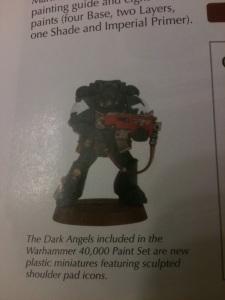 Angel Oscuro en la White Dwarf
