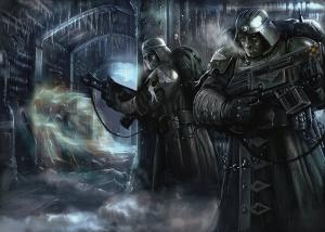 Los lunes son duros hasta para la Guardia Imperial