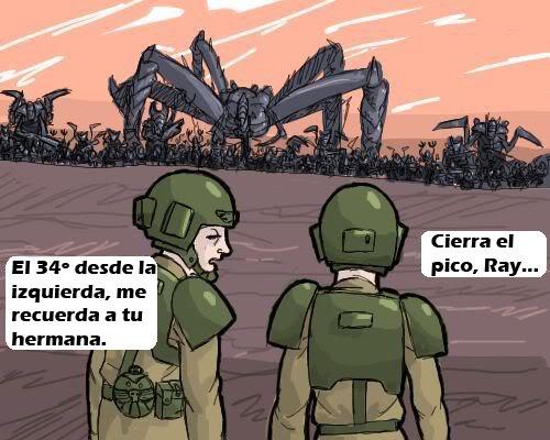 Humor & Warhammer Humor-guardia-imperial