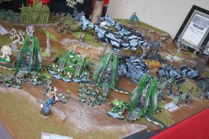 Salamandras y Guardia Imperial