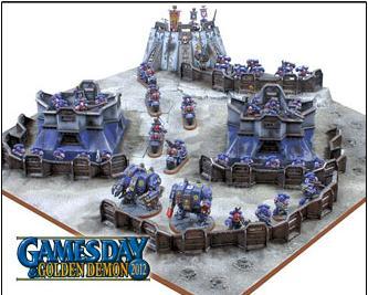 Armies on parade 2012