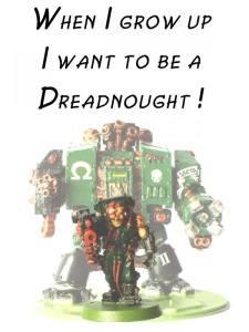 cuando sea mayor quiero ser Dreadnought