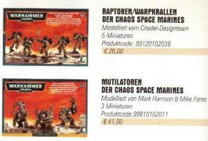 Rapaxes/Warptalons y mutiladores