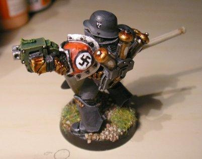 Warhammer Nazi