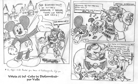 Warhammer es Nazi, antiislámico y anti Disney...que coño, MUERTE A TODO EL MUNDO!