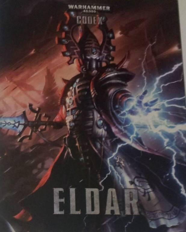nuevo codex eldar